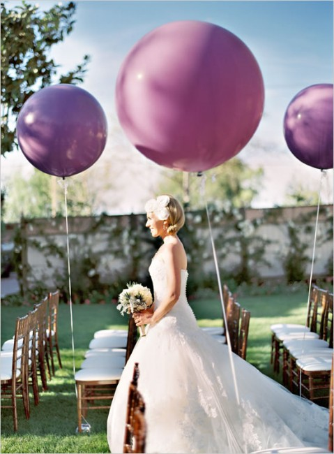 Decorar con globos