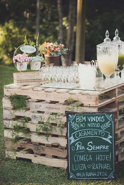 50 ideas increiblesde decoraci n de boda vintage for Boda vintage